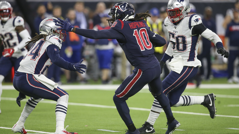 Nissan Social Drive: Deandre Hopkins Took To Twitter To Troll Patriots