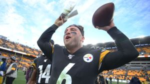 Devlin 'Duck' Hodges To Continue As Steelers' Starting Quarterback