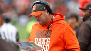 Cleveland Browns Fire Head Coach Freddie Kitchens After 6-10 Season