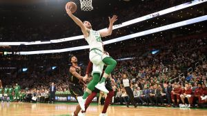Celtics Wrap: Boston Soars Over Cavs 110-88 In Gordon Hayward's Return