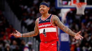 Isaiah Thomas Hecklers Banned From Wells Fargo Center For One Year