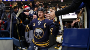 Bruins Have Hands Full Friday Night As They Look To Contain Jack Eichel