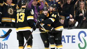 Bruins Wrap: Boston Extends Win Streak To Three Games With 3-2 Win Vs. Sabres