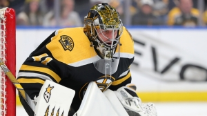 Jaroslav Halak Reaches Milestone As Bruins Take Down Sabres On Friday