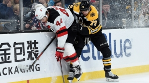 Berkshire Bank Hockey Night In New England: Projected Bruins-Devils Lines, Pairings