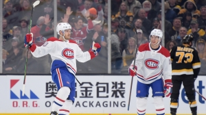 Joel Armia Nets 10th Goal Of Season As Canadiens Lead Over Bruins