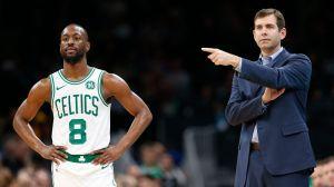 Why Brad Stevens Wants Celtics To Model Themselves After Kemba Walker