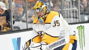 Pekka Rinne Comes Up Huge For Predators As Bruins Fall In Overtime