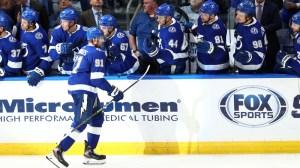 Bruins Losing Streak Continues As Lightning Score Three Straight Goals