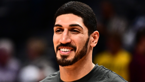 Nissan Social Drive: Enes Kanter Starts Snowball Fight With Teammates