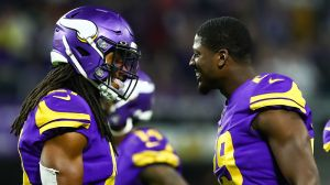 Watch Vikings Complete Pick-Six Vs. Seahawks In Hilarious Fashion