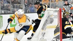 Bruins' Losing Woes Continue Despite Late Comeback Effort Vs. Predators