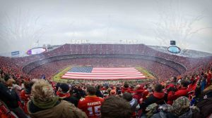 Chiefs Fan Claiming He's Bad Luck Leaves Game, Kansas City Beats Texans