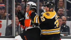 Berkshire Bank Hockey Night In New England: Projected Bruins-Flyers Lines, Pairings
