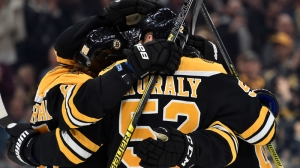 David Pastrnak Extends Point Streak To 12 Games With First Period Strike