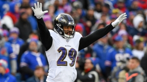 Ravens Safety Earl Thomas Throws (A Little) Shade At Patriots Defense