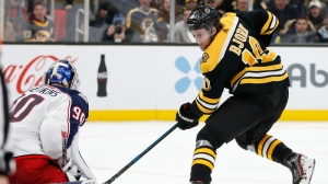 Bruins Look To Shake Off Shootout Loss As They Take On Blue Jackets