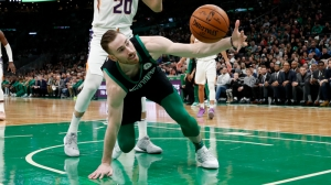 Marcus Smart Had Simple Message For Gordon Hayward After Missed Layup
