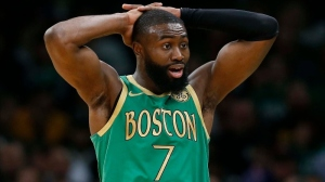 Celtics Injury Report: Jaylen Brown, Daniel Theis Questionable Vs. Thunder