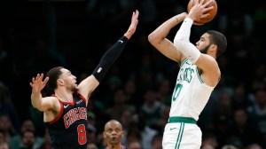 Celtics Slip In Latest NBA Power Rankings After Previous Week's Losing Streak