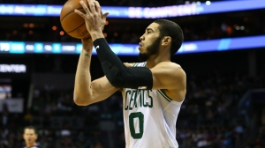Where Jayson Tatum, Celtics Rank Among NBA's Most Popular Jerseys