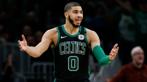 Jayson Tatum To Miss Celtics Vs. Magic Game, Offers Update On Groin Injury