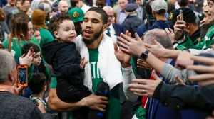 Jayson Tatum Names Former Celtics Star As Favorite NBA Player To Watch
