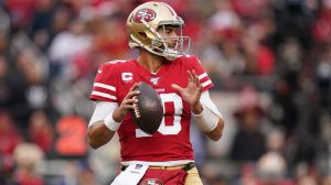 NFL Fans Troll Jimmy Garoppolo For Minimal Workload In NFC Title Game