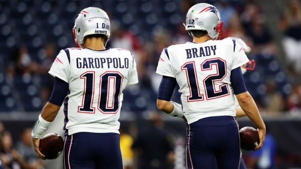 Could 49ers Pursue Tom Brady? Skip Bayless Floats Hypothetical Scenario