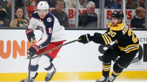 Berkshire Bank Hockey Night In New England: Projected Bruins-Blue Jackets Lines, Pairings