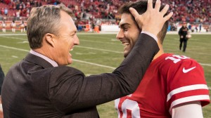 How 49ers Determined They Wanted Jimmy Garoppolo Over Tom Brady
