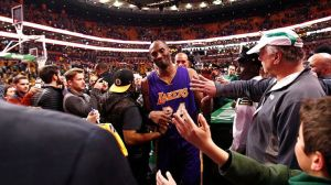 Kobe Bryant Had Special Relationship Not Only With Celtics But Boston Fans