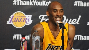 Raptors, Spurs Honor Kobe Bryant By Opening Game With 24 Second Violation
