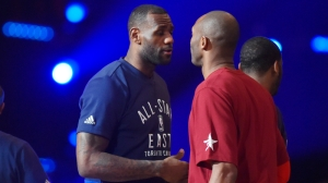Lakers' LeBron James Emotional Upon Hearing News Of Kobe Bryant's Death
