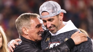 Mike, Kyle Shanahan First Father-Son Duo To Coach NFL Teams In Super Bowl