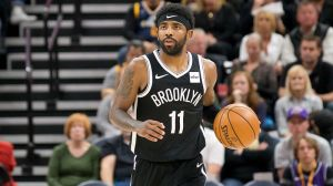 Kyrie Irving (Jokingly?) Floats Conspiracy Theory To Nets Teammates