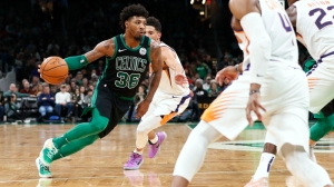 Marcus Smart Makes Celtics History With Most 3-Point Shots Made Vs. Suns