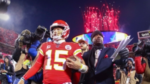 Chiefs Run Out Of Celebratory Fireworks After Dropping 51 Points Vs. Texans