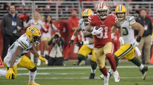 RB Raheem Mostert Makes NFL History During 49ers-Packers NFCCG