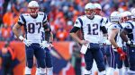 Rob Gronkowski Reverts To Patriot Way When Asked About Tom Brady's Future