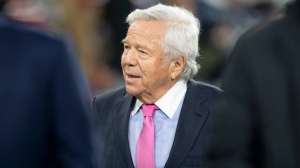 Patriots Owner Robert Kraft Reflects On Choice To Donate Masks To NYC