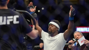 UFC Up-And-Comer Sodiq Yusuff Drawing Inspiration From Nigerian Champions