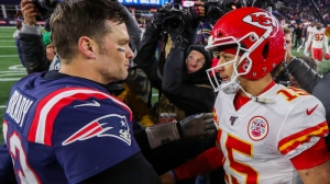 Tom Brady Congratulates Patrick Mahomes On Chiefs' Super Bowl Win
