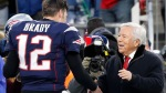 Robert Kraft Reveals Patriots 'Plan' To Bring Back Free-Agent Tom Brady
