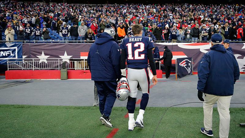 ESPN Insider Doubles Down On Tom Brady Report With 'Dan Patrick Show' Bet
