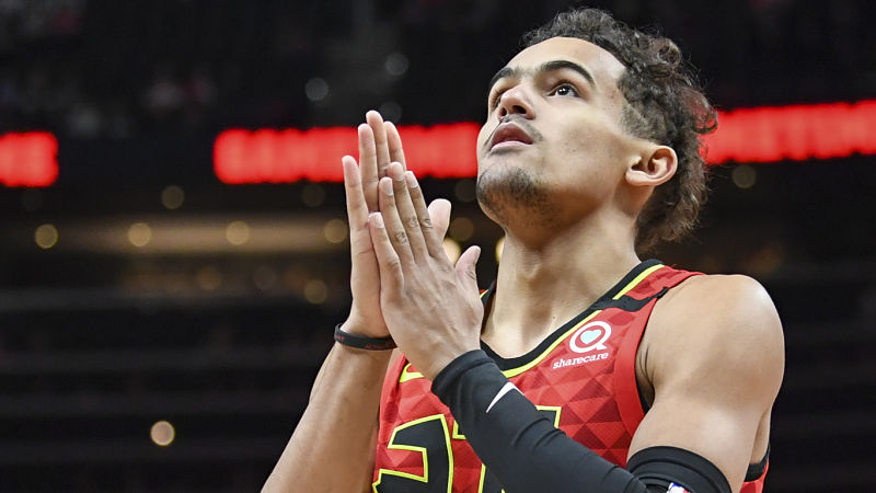 Trae Young, Chris Paul To Join H-O-R-S-E...