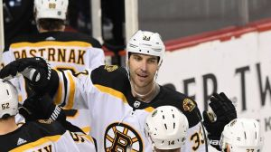 Zdeno Chara Set To Play 1,000th Game With Bruins Monday vs. Flyers