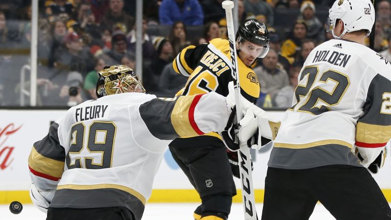 Ford Final Five: David Krejci Sparks Bruins In Return From Injury