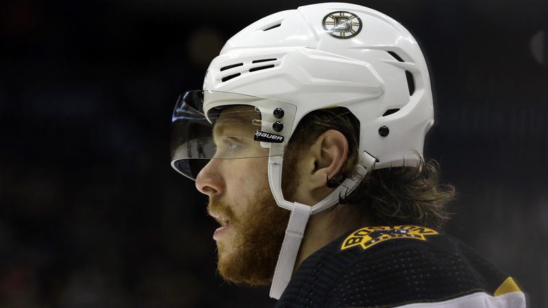 Bruins Forward David Pastrnak Joins NESN's Tom Caron On 'After Hours'