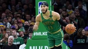 Celtics Injuries: Jayson Tatum Doubtful, Enes Kanter Out vs. Heat